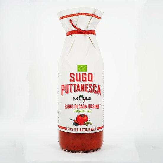 SUGO DI CASA PUTTANESCA