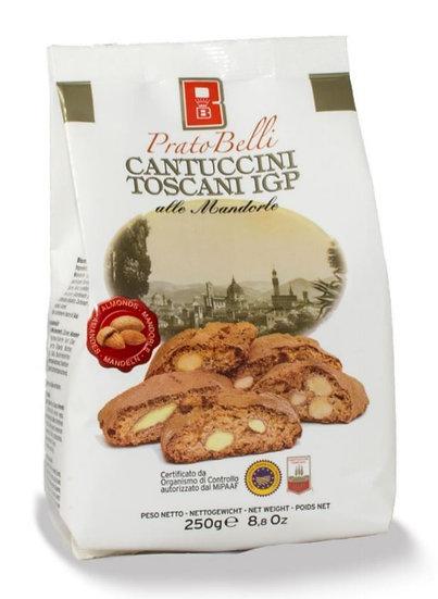 PRATO BELLI - Cantuccini met 20% amandelen IGP