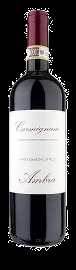 """FATTORIA AMBRA – Carmignano DOCG """"S. Cristina in Pilli"""""""
