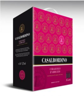 BAG IN BOX – Cerasuolo