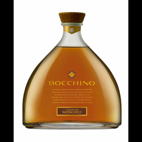 BOCCHINO – Grappa vitigno moscato barrique
