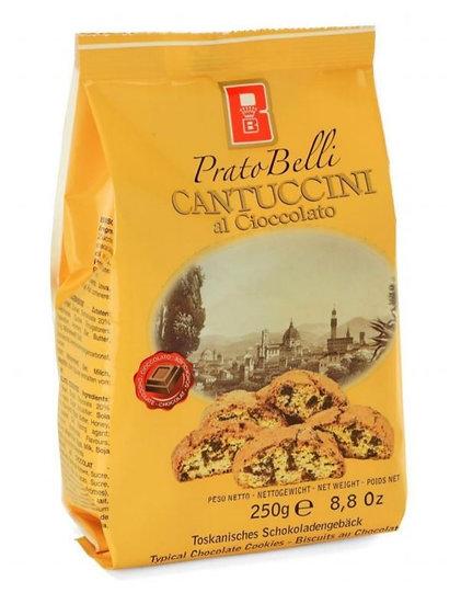 PRATO BELLI - Cantuccini met stukjes pure chocolade