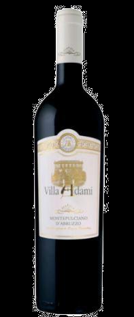 VILLA ADAMI – Montepulciano d'Abruzzo