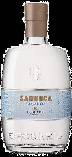 BECCARIS – Sambuca (700ml) in luxe doos