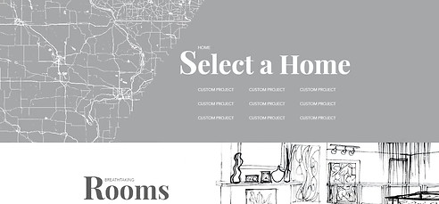 Construction | Home Builder Web Design Project | Wisconsin
