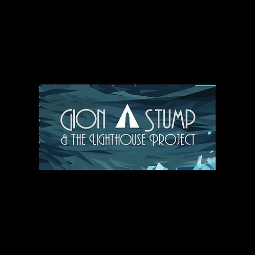 Sticker I Waves Logo
