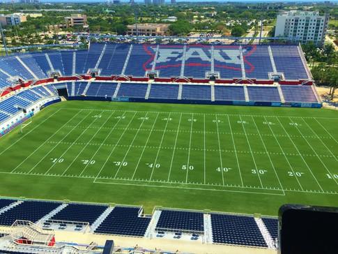 Florida Atlantic University Football Stadium