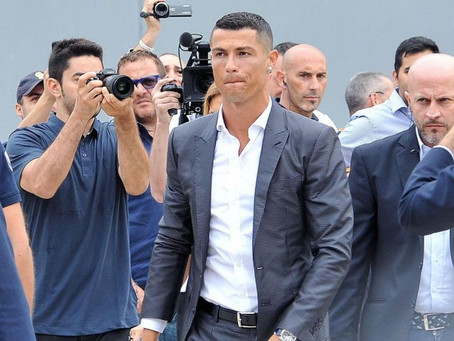 Cristiano Ronaldo's Juventus medical shows he is fitter than a 20-year-old