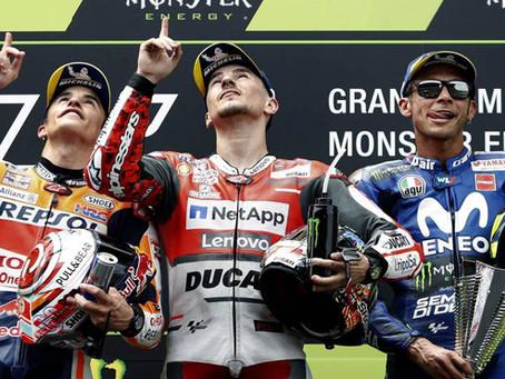 Hacienda exige a los pilotos de Moto GP y F1 tributar parte en España aunque vivan fuera.