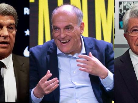 El rompecabezas de Laporta y el resto de presidentes de LaLiga con el límite salarial