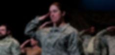 Carissa saluting in JC.jpg