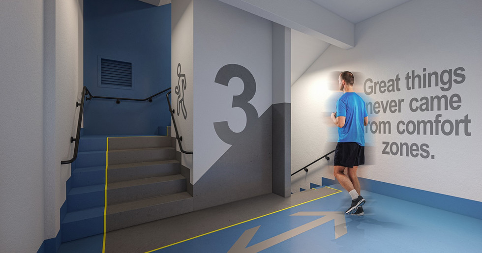 Escada - Warm Up