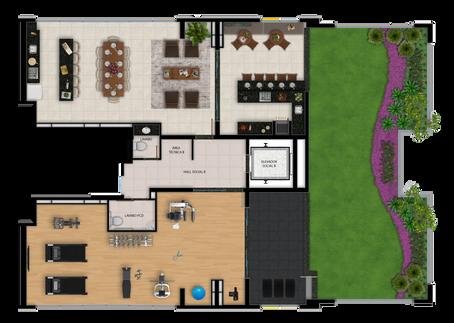 Pavimento - Rooftop