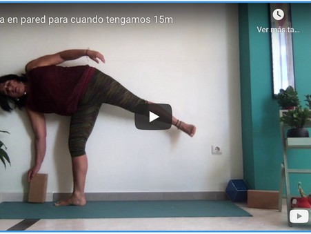 YOGA PARED en  15m.