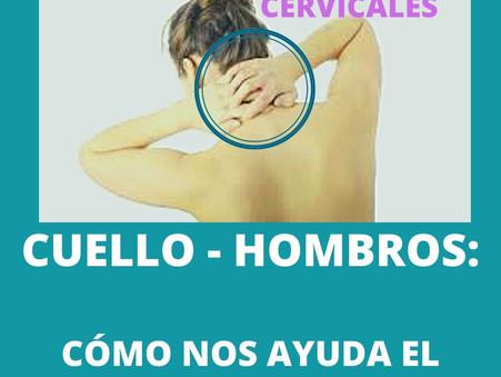 CUELLO Y HOMBROS : YOGA & EMOCIONES