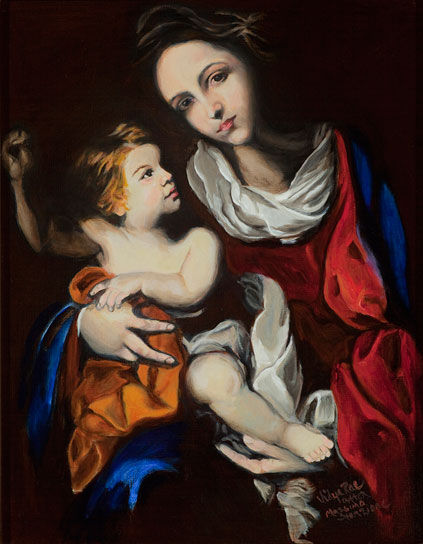 Virgin with Christ Child