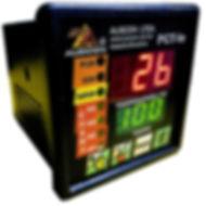 AUSCON AUTOMAÇÃO INDUSTRIAL segurança de chama para queimadores e indicadores de rítmo de produção programador de chama para queimadores