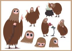 owl_lady_design