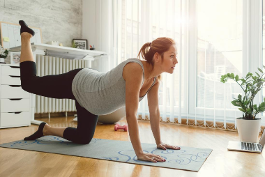 5 best exercises during pregnancy