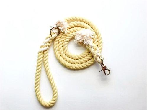 Dandelion Rope Leash