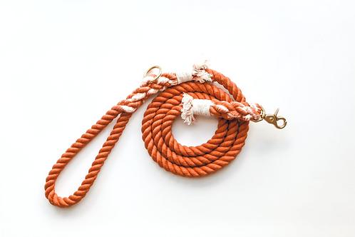Harvest Rope Leash
