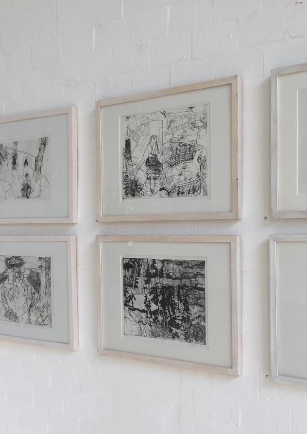 Ausstellung Volker Lehnert AHA