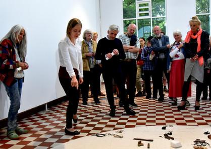 Ausstellung Lena Kaapke