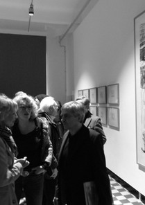 Ausstellung Kirkeby / Noffke