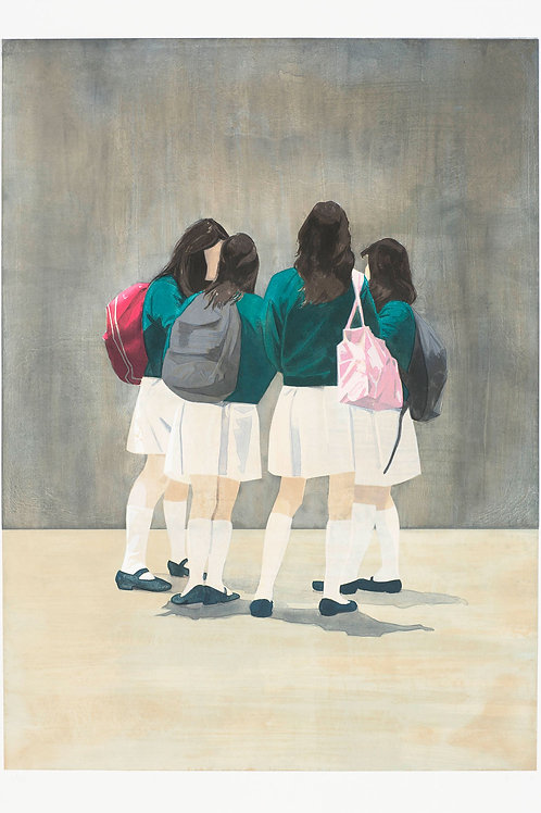 Tim Eitel, White Skirts