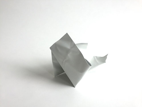 """""""Verwerfen"""" Original-Skulptur von Chili M. Seitz"""