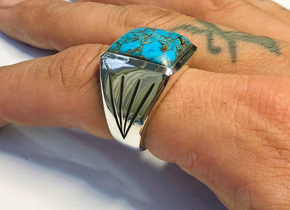 The Shattered Turquoise Signet