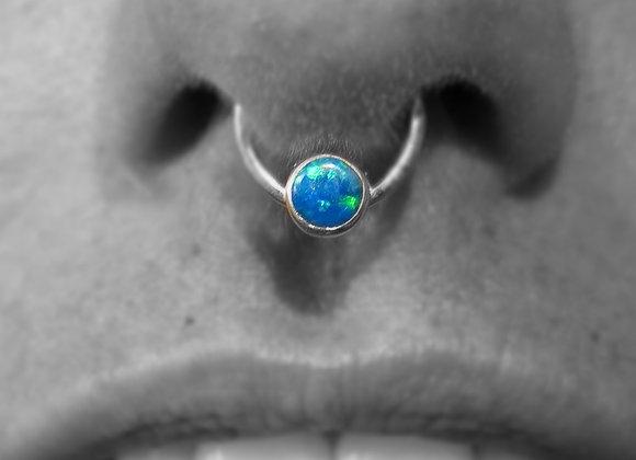 The Opal Septum Ring