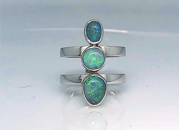 The Triple Stacked Opal