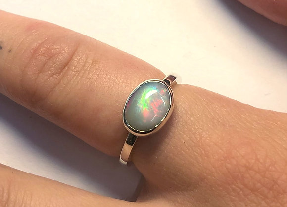 The Delicate Opal