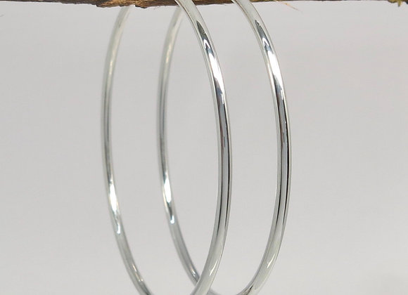 The Classic Large Hoops