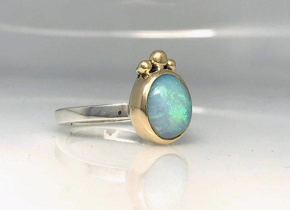 The Golden Crown Opal