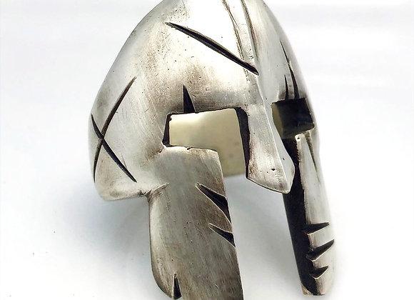The Spartan Helmet