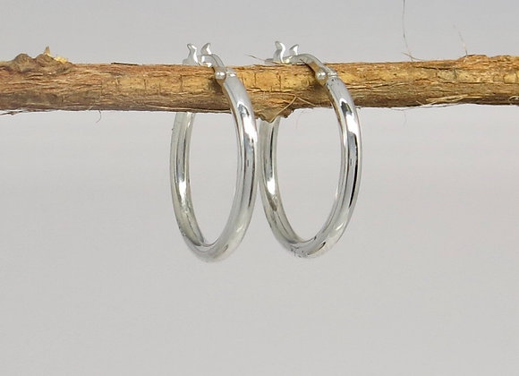 The Classic Small Hoops