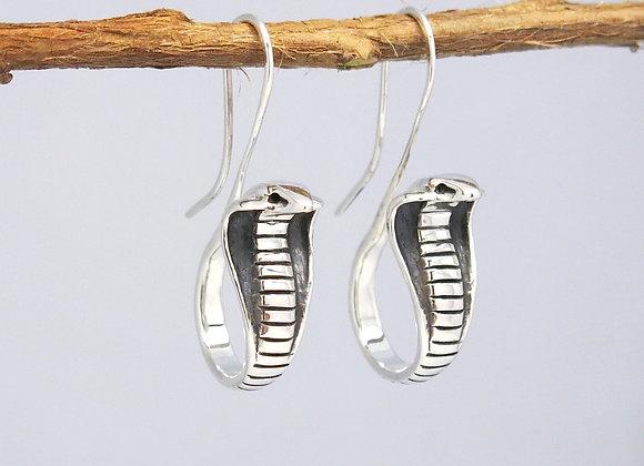 The Cobra Earrings