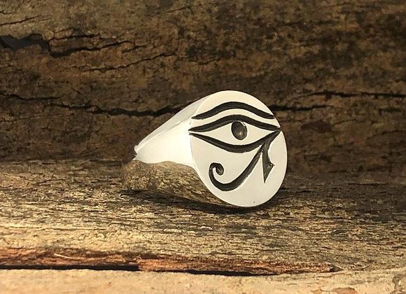 The Eye Of Horus Signet