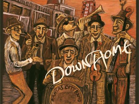 カンザスシティバンド  NEWアルバムは『DOWN HOME』! 10月は東へ西へ ザ・行商ツアー
