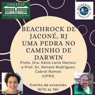 Beachrock de Jaconé, RJ. Uma pedra no caminho de Darwin.