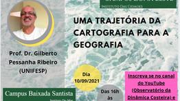 UMA TRAJETÓRIA DA CARTOGRAFIA PARA A GEOGRAFIA