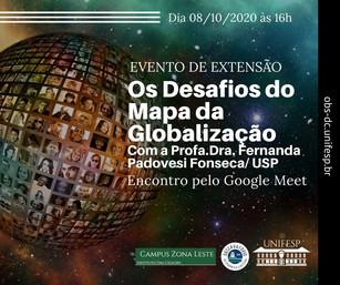 Os Desafios do Mapa da Globalização