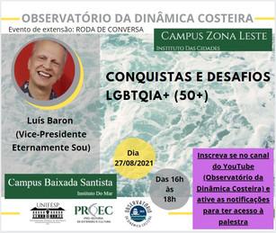 CONQUISTAS E DESAFIOS LGBTQIA+ (50+)