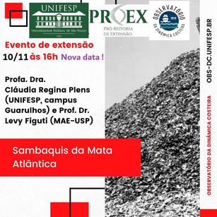 Arqueologia em ambientes costeiros: sambaquis