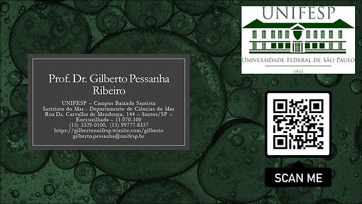 Gilberto Pessanha Ribeiro - cartao gener