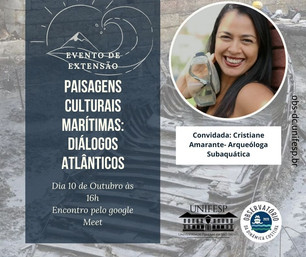 Paisagens Culturais Marítimas: Diálogos Atlânticos