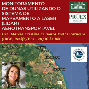 Mapeamento a Laser (LIDAR) aerotransportado