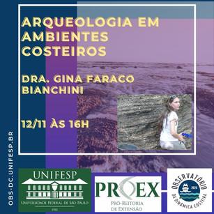 Arqueologia em Ambientes Costeiros